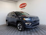 2018 Jeep Compass Limited Stock#:214916A