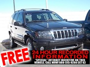 2004 Jeep Grand Cherokee Overland Stock#:CP64089A