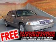 2006 Mercury Grand Marquis LS Premium Stock#:CP70374