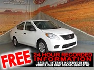 2014 Nissan Versa 1.6 S Plus Stock#:CP70775