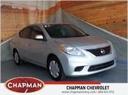 2013 Nissan Versa 1.6 SV Stock#:CP73667