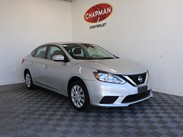 2018 Nissan Sentra SV Stock#:CP93604