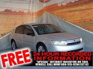 2004 Saturn Ion 3 Stock#:D7688A