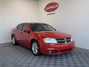 2013 Dodge Avenger SXT Stock#:D8982C