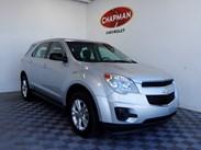 2011 Chevrolet Equinox LS Stock#:D9282A