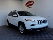 2016 Jeep Cherokee Limited Stock#:D9460A