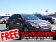2011 Chevrolet Cruze ECO Stock#:PK63946A