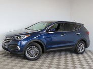 2018 Hyundai Santa Fe Sport 2.4L Stock#:Q95396