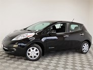 2014 Nissan LEAF S Stock#:Q97013