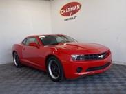 2013 Chevrolet Camaro LS Stock#:Q97954AA