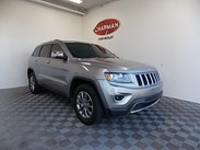 2014 Jeep Grand Cherokee Limited Stock#:Z4808A