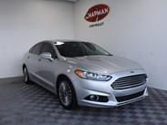 2013 Ford Fusion Titanium Stock#:Z4810A