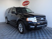 2017 Ford Expedition EL Limited Stock#:Z4863A