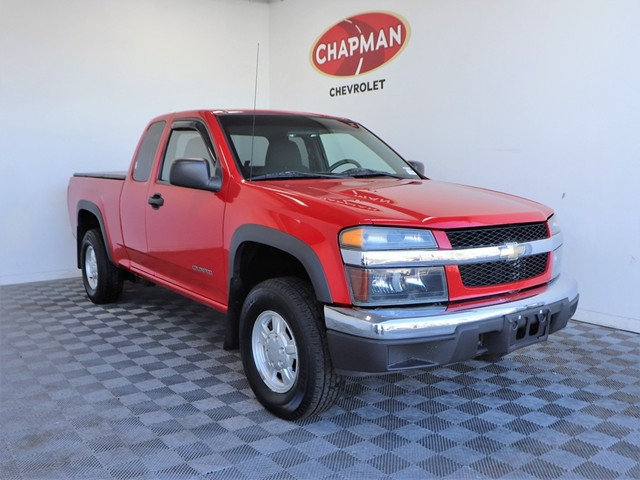 2004 Chevrolet Colorado Z71 Extended Cab