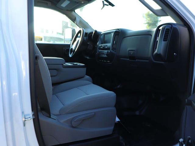 2019 Chevrolet Silverado 5500HD Chassis