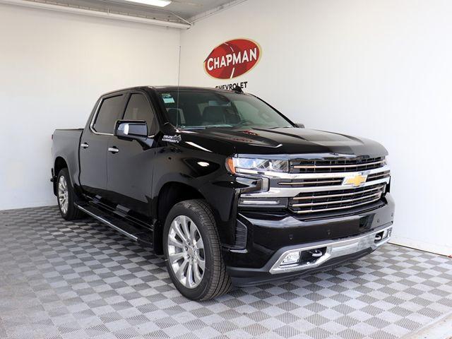 Chapman Chevrolet Tempe >> New 2019 Chevrolet Silverado 1500 Crew Cab High Country 4wd