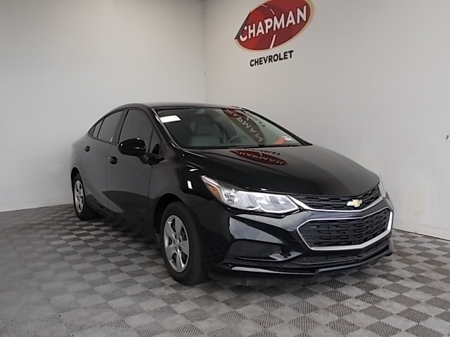Used 2017 Chevrolet Cruze Ls 195244a Chapman Choice