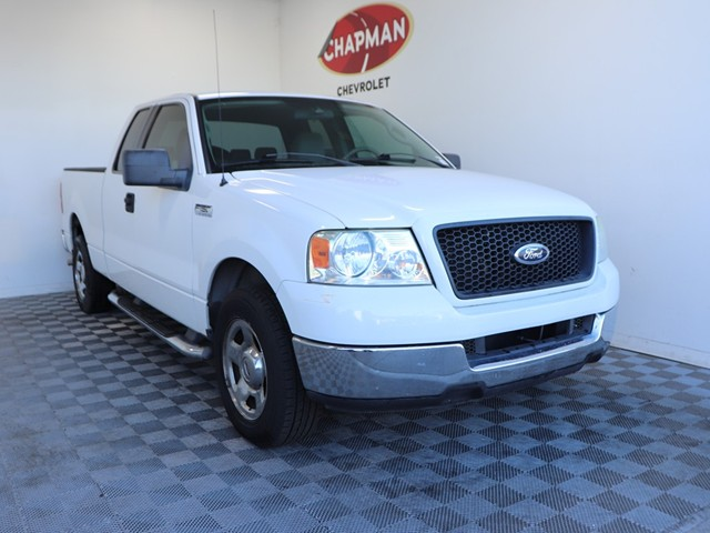 2005 Ford F-150 XLT Extended Cab