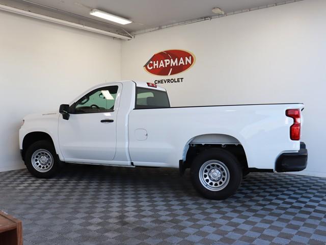 2019 Chevrolet Silverado 1500 Work Truck
