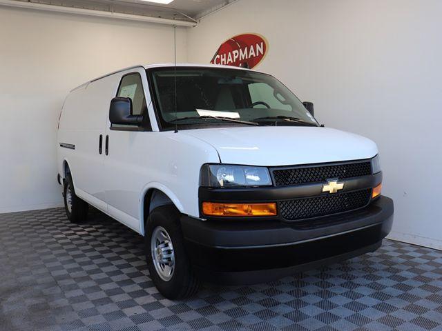 Chapman Chevrolet Tempe >> New Chevrolet Express Cargo Van Inventory In Phoenix Az