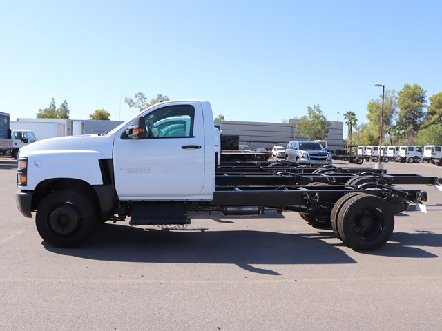 New 2019 Chevrolet Silverado 5500HD Chassis