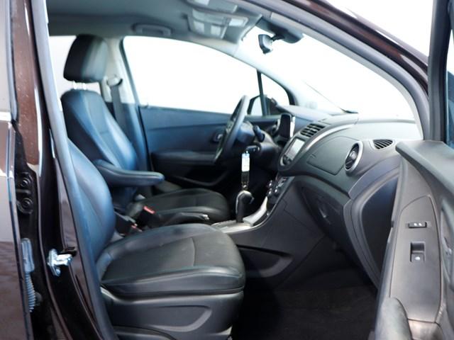 Used 2016 Chevrolet Trax LT