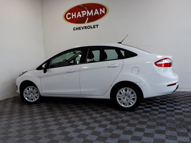 Used 2019 Ford Fiesta S