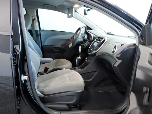 Used 2017 Chevrolet Sonic LS