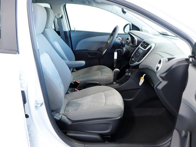New 2020 Chevrolet Sonic LS
