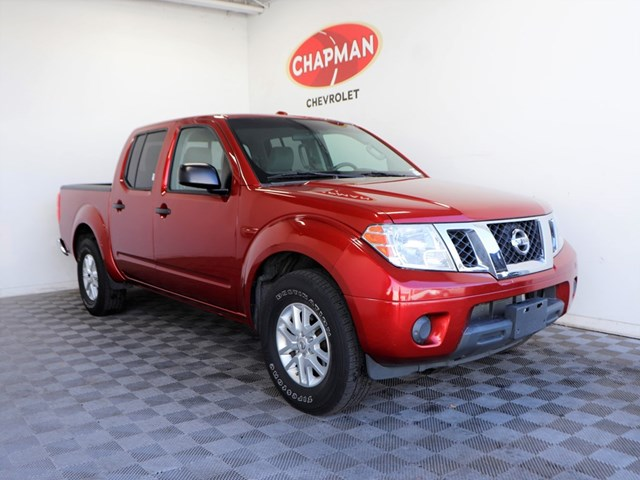 Used 2015 Nissan Frontier SV Crew Cab
