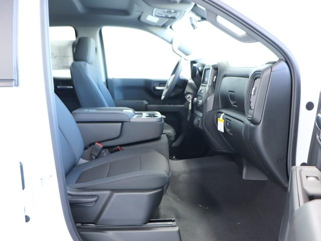 New 2020 Chevrolet Silverado 1500 Double Cab Work Truck