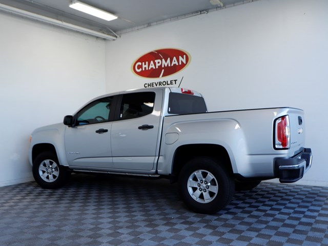 Used 2018 GMC Canyon Crew Cab
