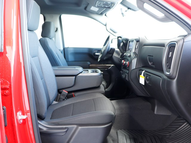 2020 Chevrolet Silverado 1500 Crew Cab 1LT