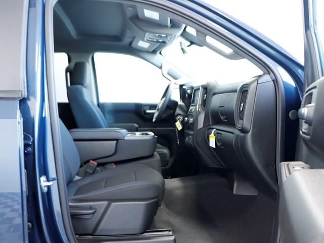 New 2020 Chevrolet Silverado 1500 Crew Cab Work Truck