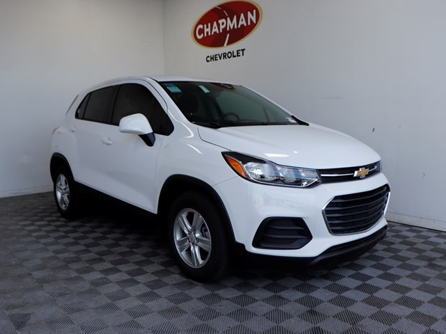 2020 Chevrolet Trax 1LS 6-Speed Automatic w/Manual Shift FWD