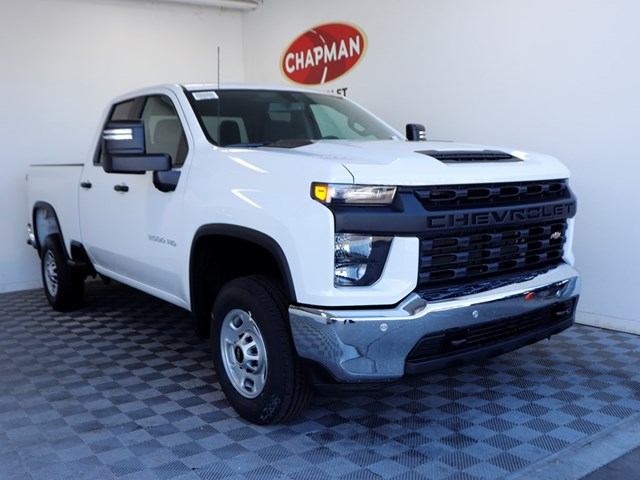 New 2020 Chevrolet Silverado 2500HD Double Cab Work Truck