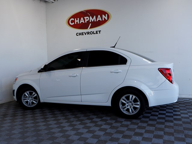 Used 2014 Chevrolet Sonic LT Manual