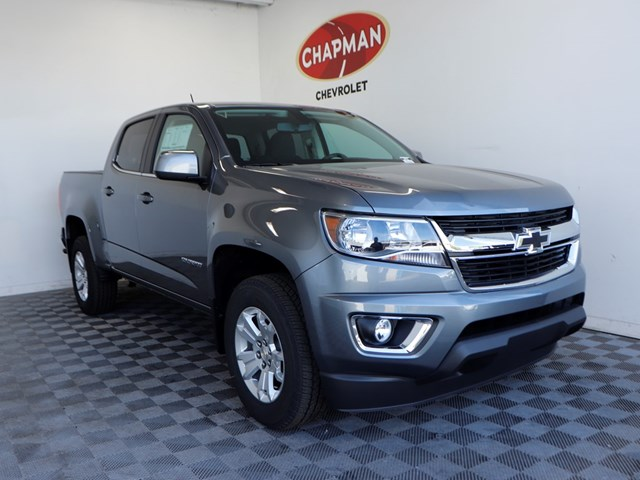 2020 Chevrolet Colorado 2LT