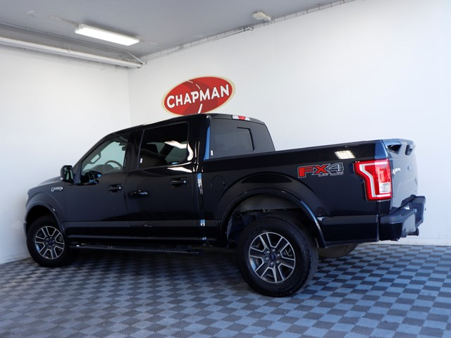 Used 2015 Ford F-150 FX-4 Crew Cab