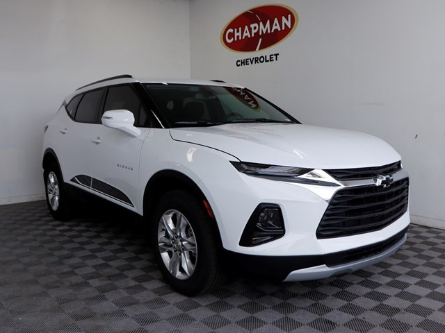 New 2020 Chevrolet Blazer 1LT Cloth