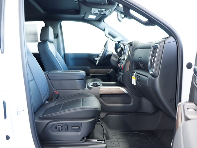 2020 Chevrolet Silverado 1500 Crew Cab High Country