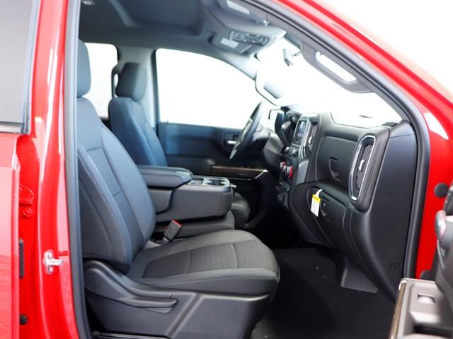 New 2020 Chevrolet Silverado 1500 Double Cab 1LT