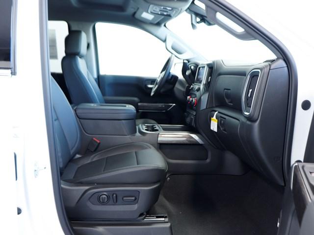 2020 Chevrolet Silverado 1500 Crew Cab LTZ 4WD