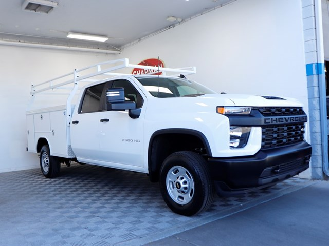New 2020 Chevrolet Silverado 2500HD Crew Cab Work Truck