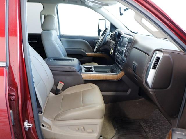 Used 2017 Chevrolet Silverado 1500 LTZ Crew Cab