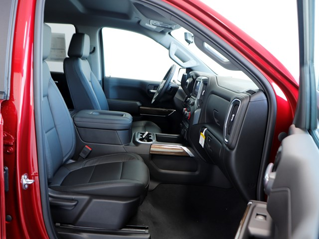 New 2020 Chevrolet Silverado 1500 Crew Cab 2LT Trail Boss 4WD