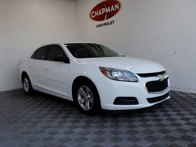 Used 2016 Chevrolet Malibu Limited LS