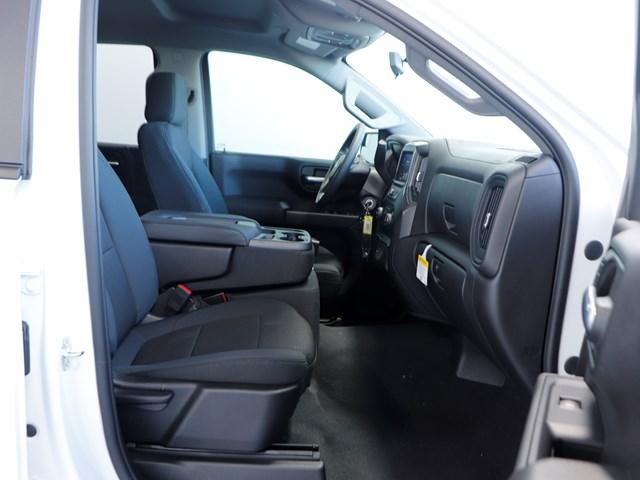 2020 Chevrolet Silverado 1500 Crew Cab Custom Trail Boss 4WD