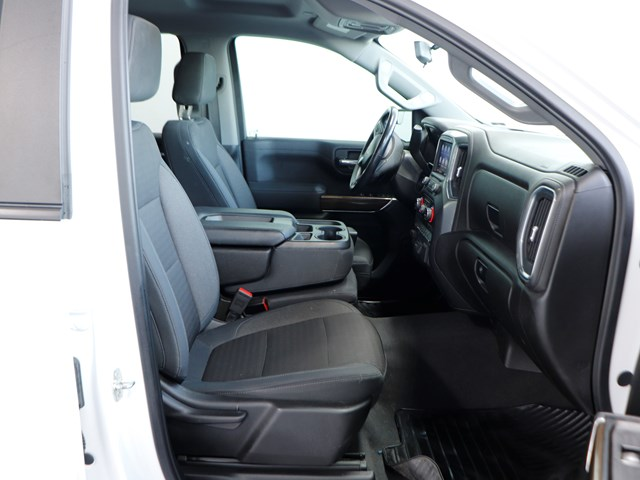 Used 2019 Chevrolet Silverado 1500 LT Extended Cab
