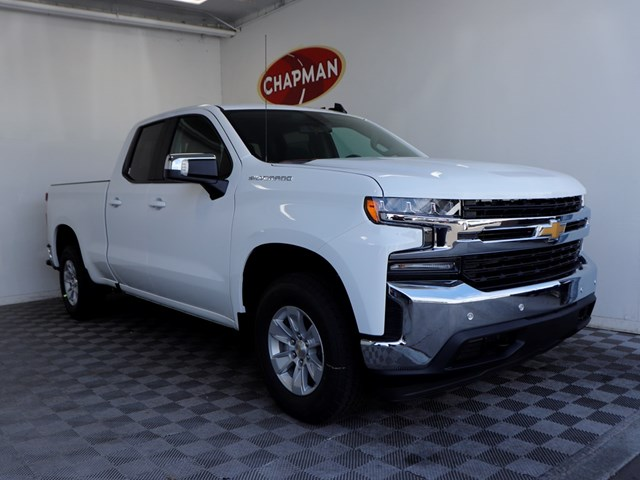 New 2020 Chevrolet Silverado 1500 Double Cab 1LT